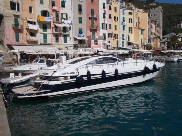 Pershing 45 OPEN Pershing 45 Open - YEAR 1999 - Timone Yachts