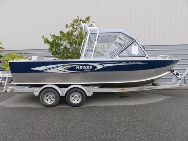 Used Hewescraft Boats >> 2017 Hewescraft Searunner 210ET, Mount Vernon Washington - boats.com