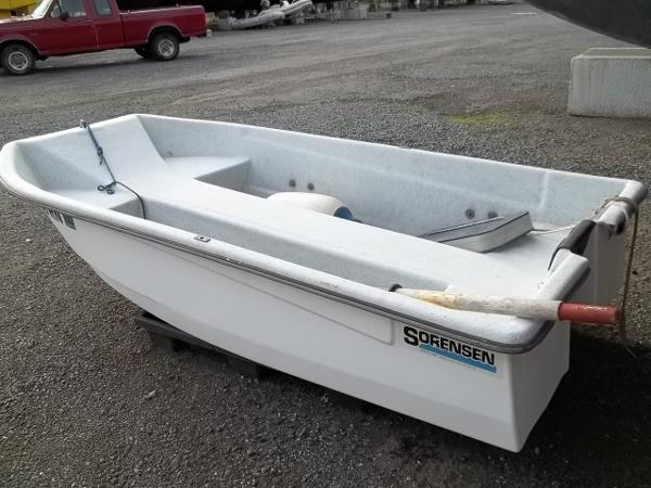 9' Sorensen dinghy