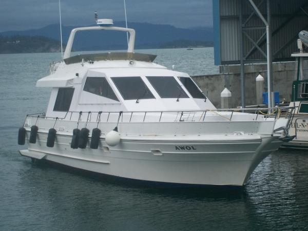 51' Pilothouse Trawler