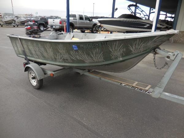 Used smoker craft boats for sale for Smoker craft alaskan 15