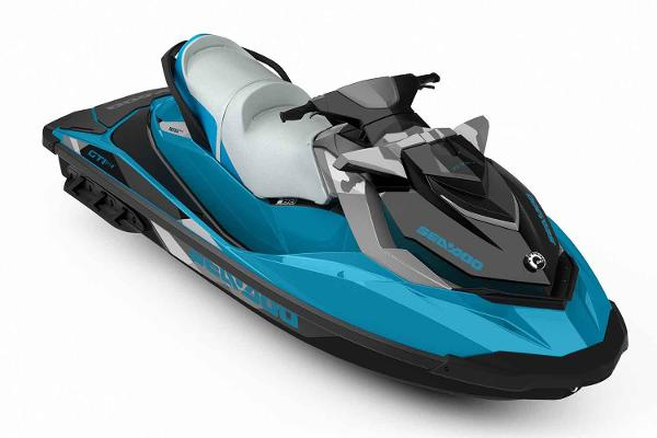Sea-Doo GTI SE 130 Manufacturer Provided Image: Manufacturer Provided Image