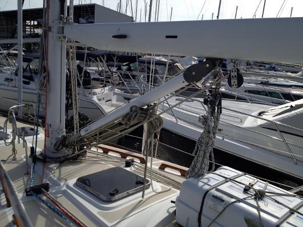 Offshore Mast / Forespar Vang