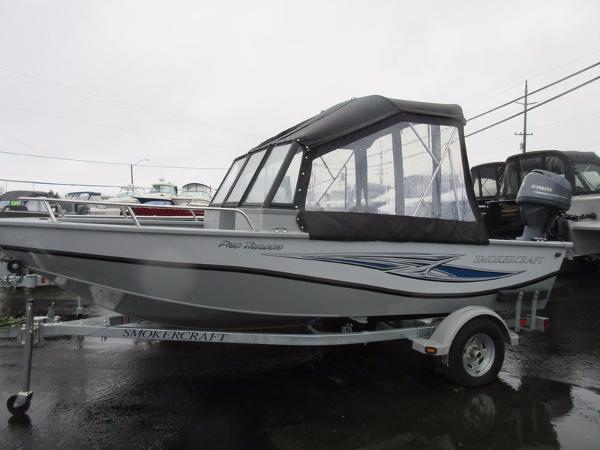 Smoker-craft 162 Pro Tracer