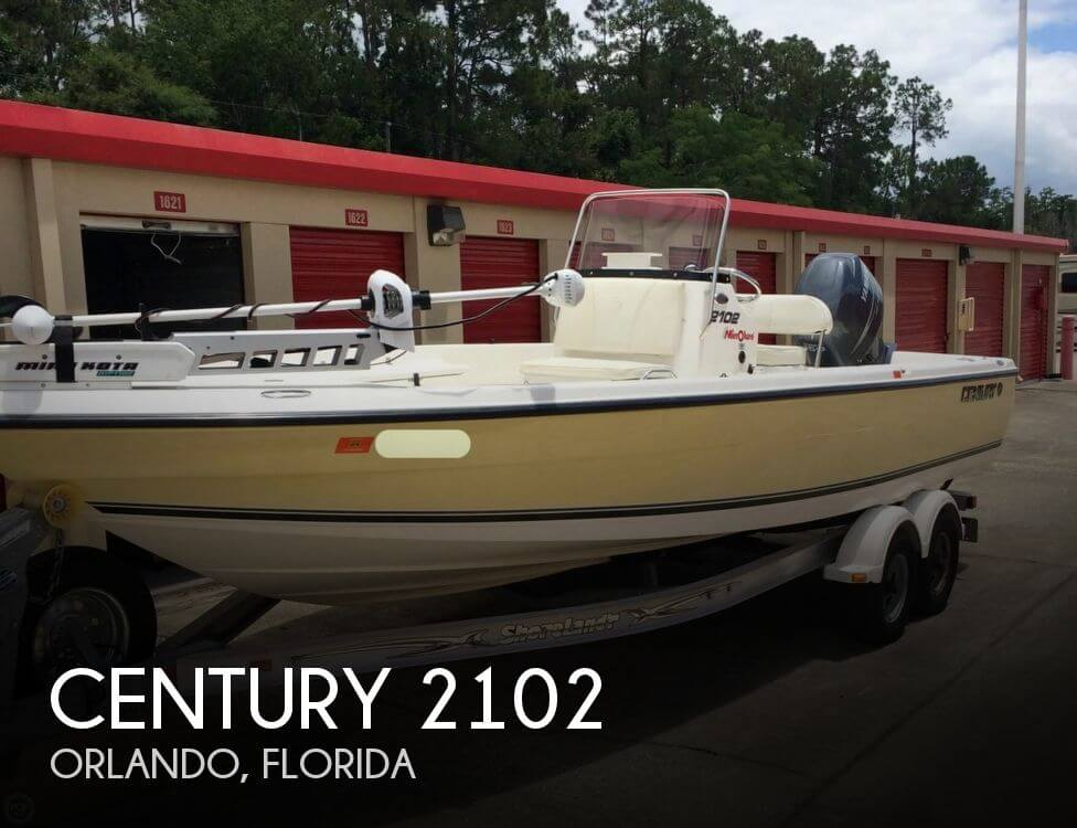 Used bay century boats for sale for Century motors of south florida