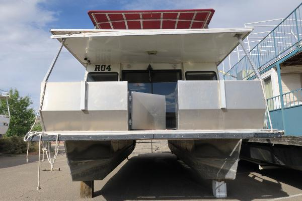 M Yacht Houseboat