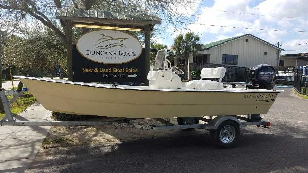 Stumpknocker 174 Sports Skiff CC