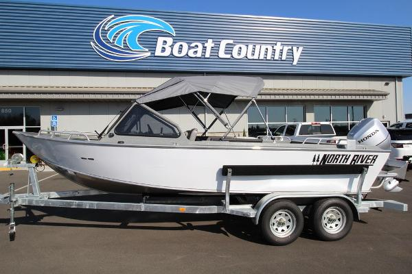 North River 20' Seahawk w/ Extended Transom
