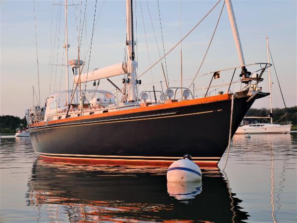 Little Harbor 50 CB Sloop