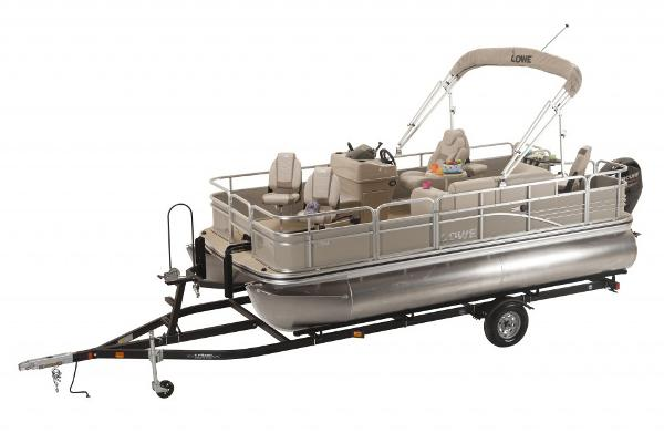 Lowe SF194 Deluxe Sport Fish Manufacturer Provided Image