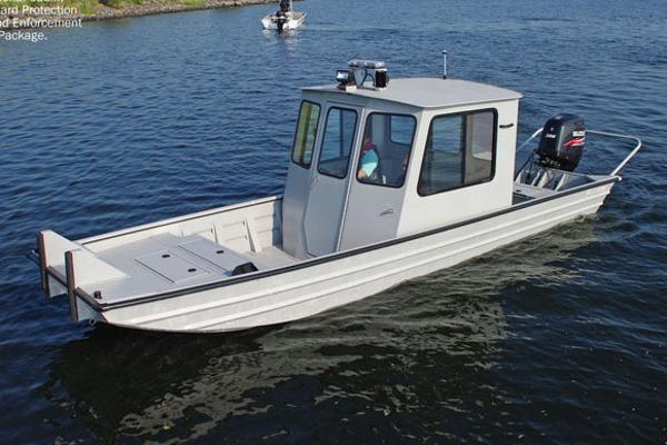 Seaark 2472 Workhorse Manufacturer Provided Image