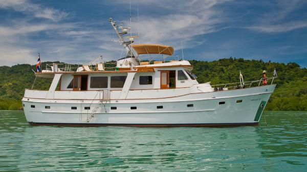 Cheoy Lee 66 Le Orientale - Cheoy Lee 66 for sale