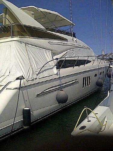 Viking Sport Cruiser Starboard Quarter Profile