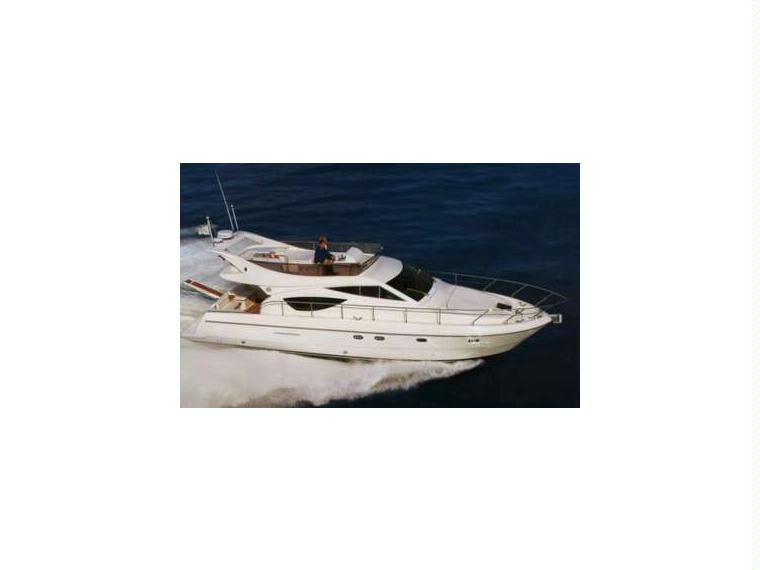 Ferretti Yachts Ferretti 460