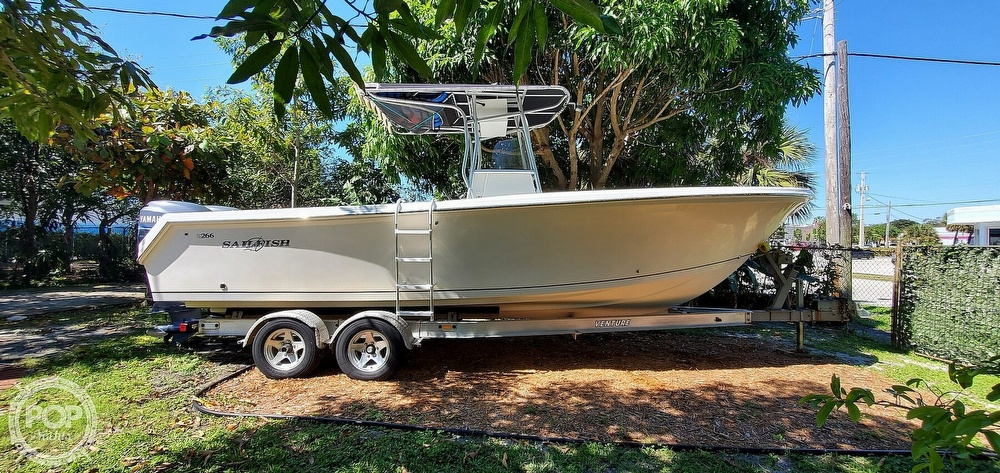 Sailfish 266 CC 2003 Sailfish 266 for sale in Lake Park, FL