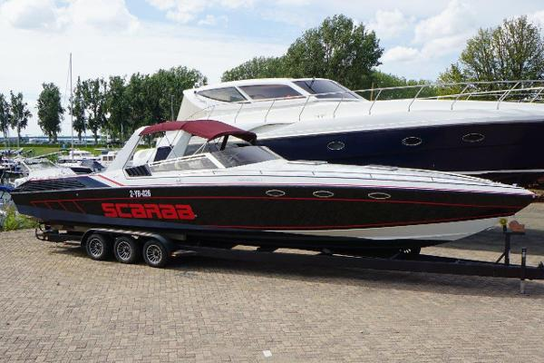 Wellcraft Scarab 400