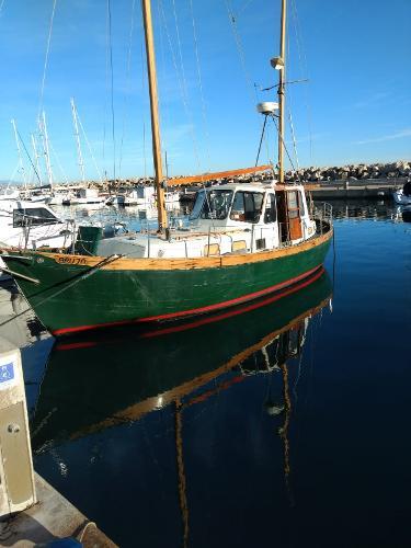 Classic Motorsegler/Lotsenversetzboot