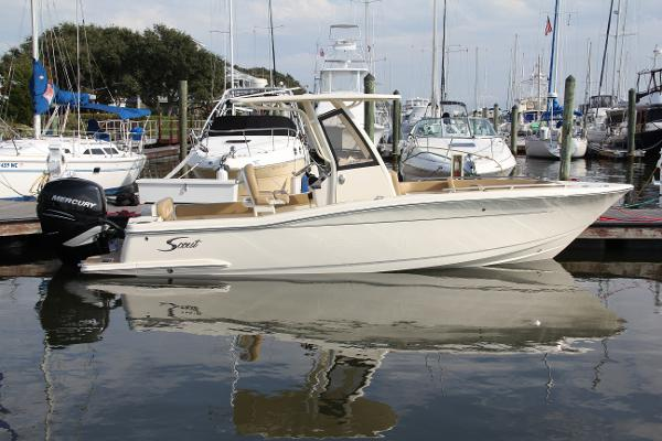 Scout 235 XSF MarineMax 235 Scout