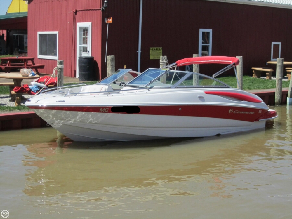 Crownline 200 LS 2011 Crownline 20 for sale in Chesterfield, MI
