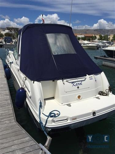 Sea Ray 275 DA Sundancer IMG_1619