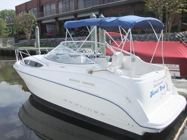 Bayliner 245 CIERA 245 Bayliner port profile