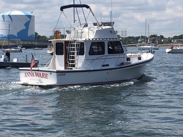 Eastern Casco Bay Downeast Flybridge Eastern 31 Flybridge