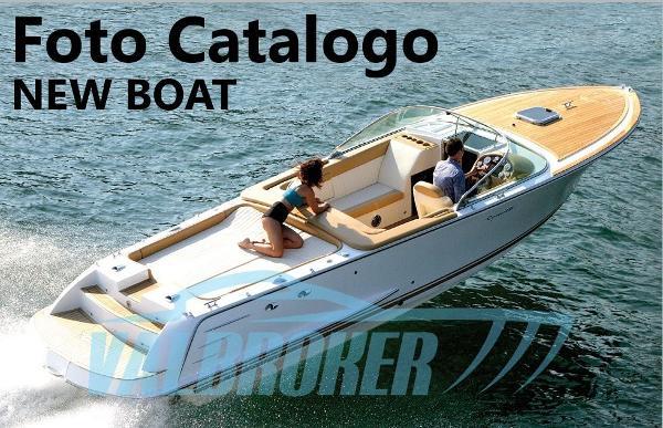 Custom Comitti Wooden Boats VENEZIA 28 Classic Teak NEW BOAT