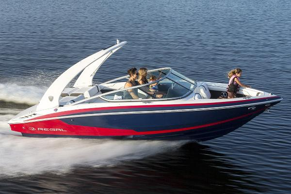 Regal 2100 Bowrider Manufacturer Provided Image