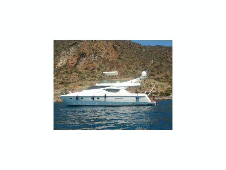 Ferretti Yachts Ferretti Fly 460