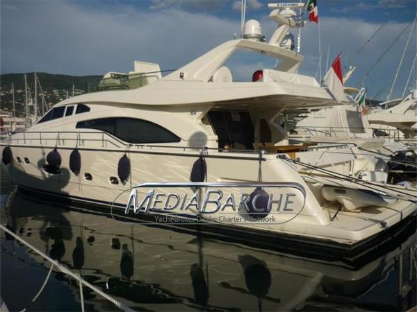 Ferretti Yachts Ferretti 680 HULL