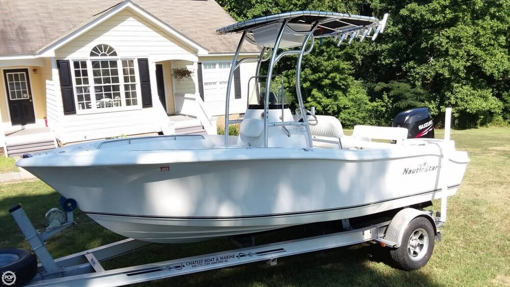 NauticStar 1900 Offshore 2011 Nautic Star 1900 Offshore for sale in Clayton, NC