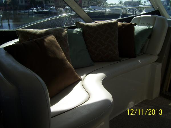 Port side Seating