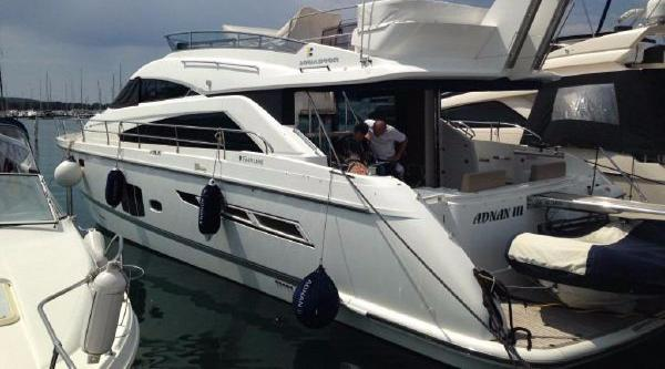 Fairline Squadron 55 Fairline Squadron 55 2010