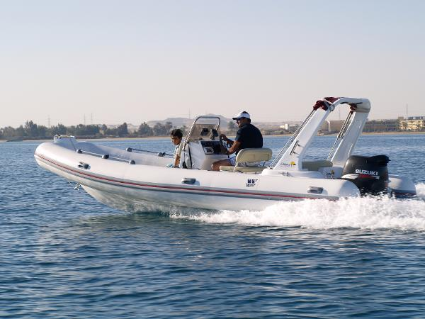 Tiger Marine RIB 600 Top Line