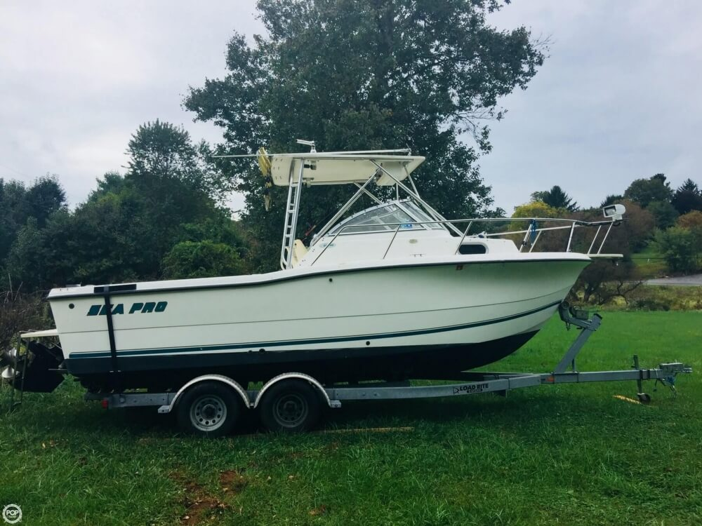 Sea Pro 235 Walkaround 2000 Sea Pro 235WA for sale in Westminster, MD