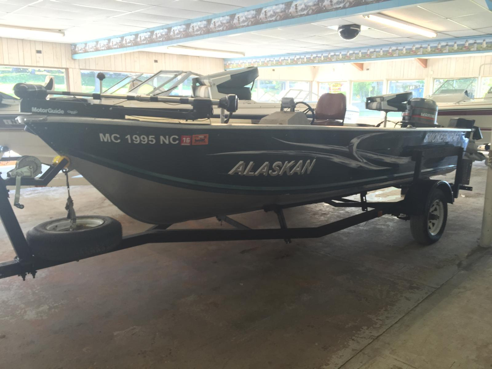 Center console smoker craft boats for sale for Smoker craft alaskan 15
