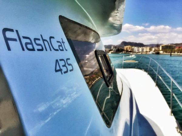 Flash Catamarans FLASH CAT 43-S