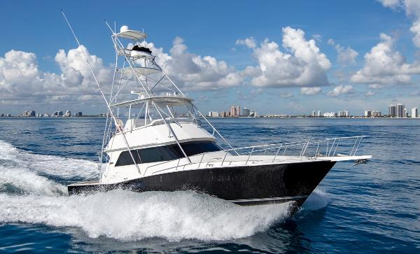 Viking 47 Convertible Sportfish Tower