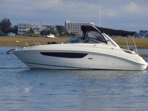 Sea Ray 280 Sundancer Faithfully exterior profile