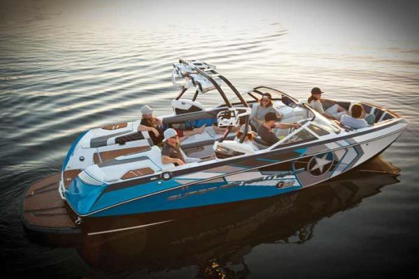 Nautique Super Air Nautique G23 Manufacturer Provided Image
