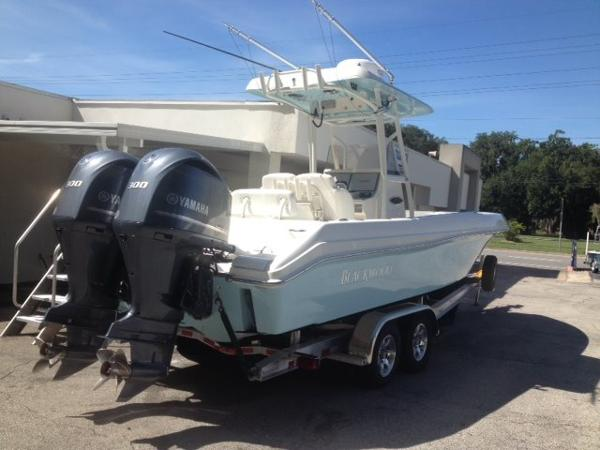 Blackwood 27 Offshore Center Console