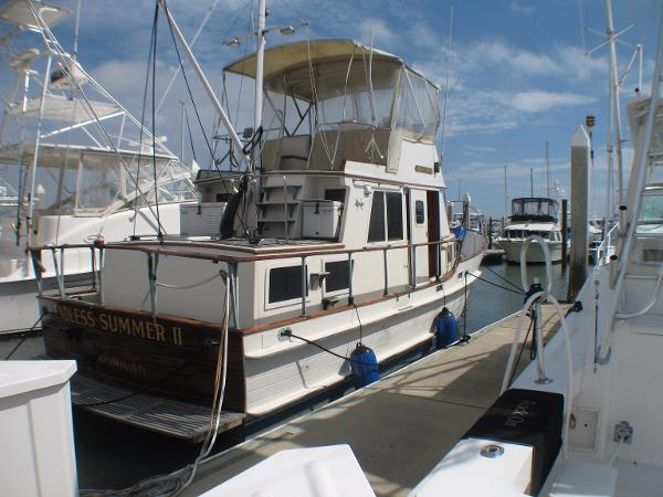 Island Gypsy 36DC