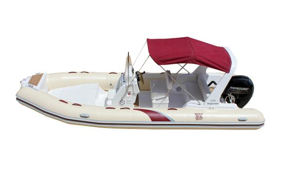 Tiger Marine RIB 650 Top Line
