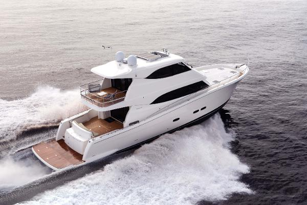 Maritimo M65 Main Profile