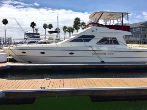 Vitech 49 Motoryacht GREAT PROFILE
