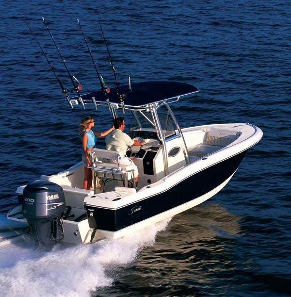 Scout 222 Sportfish Manufacturer Provided Image