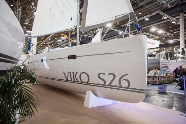 Viko 26 Viko 26, Swing and fixed keel options.