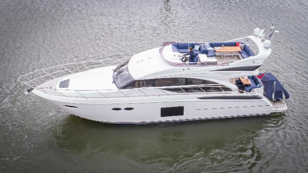 Princess 56 Princess 56 For Sale (tender not included)