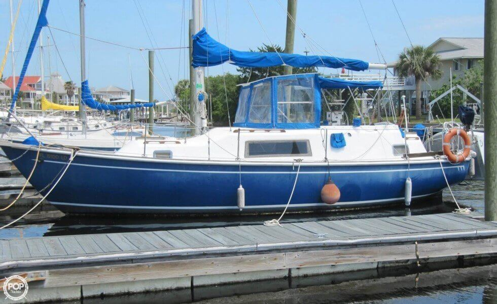 Irwin 32 1972 Irwin 32 for sale in Crawfordville, FL
