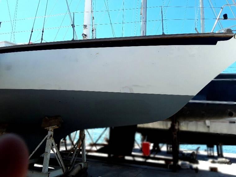 VELMARE/NELSON   VENDUTO    Barca a Vela Vagabond 47